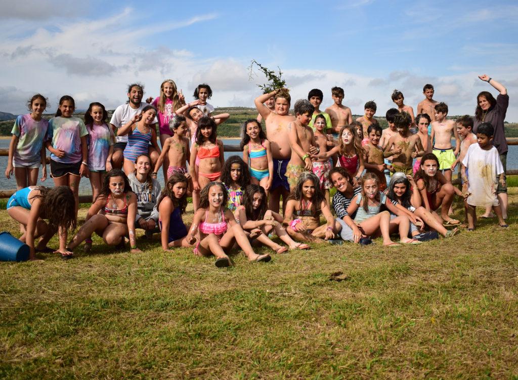campamento de inglés en Santander English Immersion