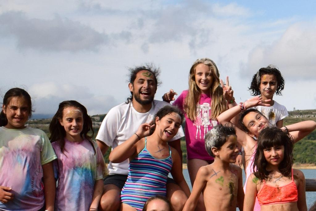 campamento inglés en verano